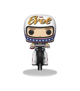 Funko pop rides iconos evel evel knievel en moto acrobatica 49942 - Imagen 1