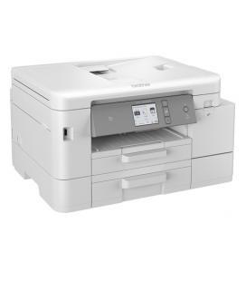 Multifunción Brother MFC-J4540DW WiFi/ Fax/ Dúplex/ Blanca