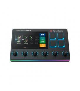 AverMedia Live Streamer AX310 - Mezclador de Audio