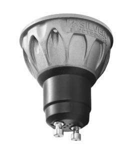 Bombilla led evo silver electronic dicroica 8w=80w - gu10 - 4000k - 38º - 690lm - luz neutra natural - a+ - Imagen 1