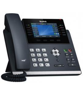 Yealink SIP-T46U teléfono IP Gris LCD Wifi