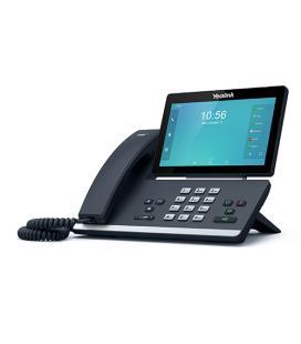 Yealink SIP-T58A teléfono IP Negro LCD
