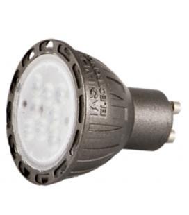 Bombilla led pro silver electronics dicroica 5w=60w - gu10 - 5000k - 38º - 470 lm - luz blanca - a+