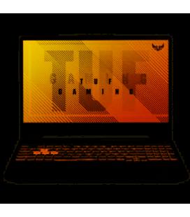 "Portátil Gaming Asus TUF F15 FX506LH-HN004 Intel Core i5-10300H/ 8GB/ 512GB SSD/ GeForce GTX1650/ 15.6""/ FreeDOS"