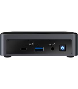Intel NUC 10 Performance UCFF Negro BGA 1528 i3-10110U 2,1 GHz - Imagen 1