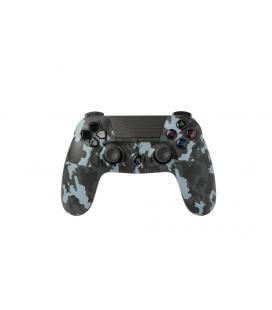 MANDO COMPATIBLE PS4 UNDER CONTROL BLUETOOTH JACK 3.5MM CAMUFLAJE - Imagen 1