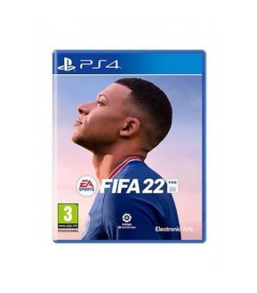 JUEGO SONY PS4 FIFA 22 - Imagen 1