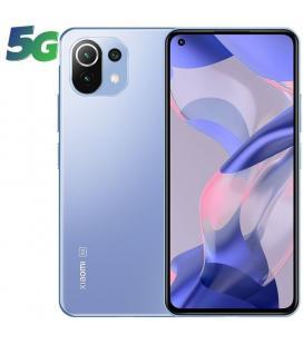 Smartphone xiaomi 11 lite ne 6gb/ 128gb/ 6.55'/ 5g/ azul chicle - Imagen 1