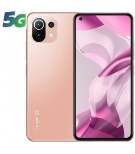 Smartphone xiaomi 11 lite ne 6gb/ 128gb/ 6.55'/ 5g/ rosa melocotón - Imagen 1
