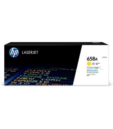 TONER HP 658A AMARILLO - Imagen 1