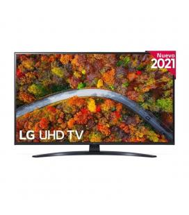 Televisor lg uhd tv 43up81006lr 43'/ ultra hd 4k/ smart tv/ wifi - Imagen 1