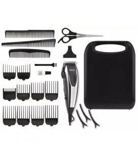 Cortapelos wahl home pro kit/ con cable/ 18 accesorios