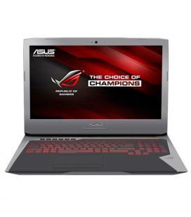 """ASUS G752VY-GC249T I7-6700HQ,32GB,1TB+256SSD,17.3""""FHD USLIM,GTX980M4GB,DRW,W10"""