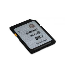 Kingston Technology Class 10 UHS-I SDHC 16GB - Imagen 1