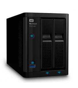 Western Digital My Cloud PR2100 NAS Escritorio Ethernet Negro