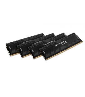 Kingston Memoria HyperX Predator DDR4 32GB Kit4 3200MHz - Imagen 1