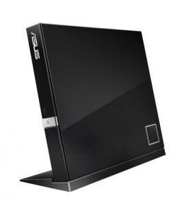 ASUS Regrabadora Externa DRW+Lector Blu-Ray Slim SBC-06D2X-U - Imagen 1
