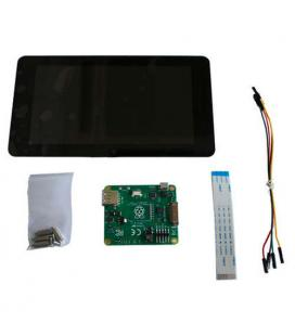 "Raspberry Pi 7"" Touch Screen LCD - Imagen 1"