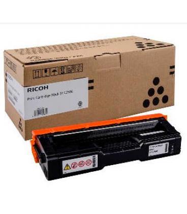 RICOH TONER Negro (407543) Laser Compatible con SPC250E - Imagen 1