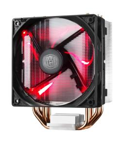VENTILADOR CPU COOLER MASTER HYPER 212 LED ROJO INTEL/AMD