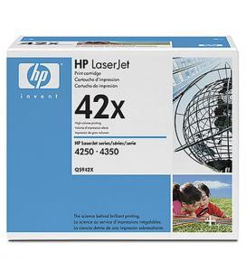 HP Q5942XD Cartucho 20000páginas Negro tóner y cartucho láser