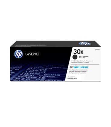 HP 30X Cartucho 3500páginas Negro - Imagen 1