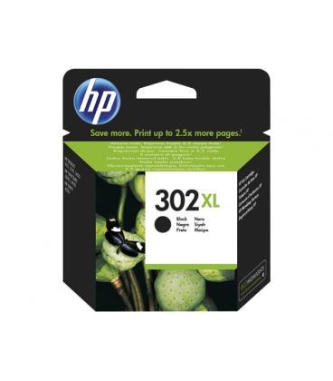 Cartucho de tinta HP 302XL de alta capacidad negro - Imagen 1