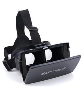 Gafas de Realidad Virtual + Mando negras