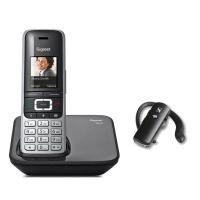 TELEFONO DECT GIGASET S850 + - Imagen 1