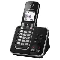Telefono inalambrico dect panasonic kx-tgd320 - pantalla lcd 4.5cm - contestador con grabacion 30' - bloqueo llamada no deseada