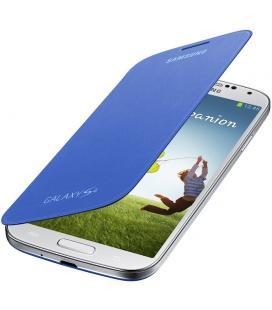 Funda libro Samsung EF-FI950BC azul para Galaxy S4