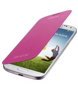 Funda libro Samsung EF-FI950BP rosa para Galaxy S4