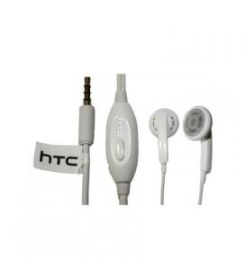 Auriculares estereo HTC HS G235 blancos