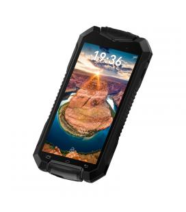 Geotel A1 Rugged Smartphone - Android 7.0, Dual-IMEI, IP67, Quad-Core CPU, 4.5 Inch Display, 3400mAh, 8MP Camera (Black) - Image