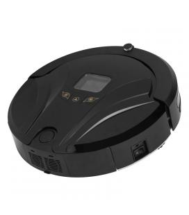 Aosder Robotic Vacuum Cleaner  - 800Pa Suction, Automatic Recharge, 2000mAh, 4 Cleaning Modes, Remote Control
