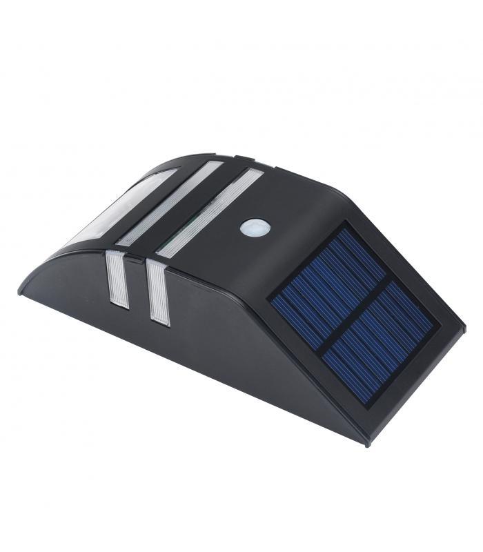outdoor solar powered led security light 5 5v polycrystalline solar. Black Bedroom Furniture Sets. Home Design Ideas