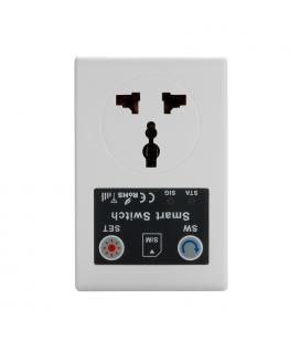 Universal Socket GSM Smart Plug - Universal Socket, Quad Band, 2000W, 10Amp