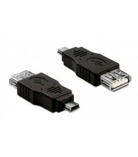 Adaptador USB a Mini USB H/M