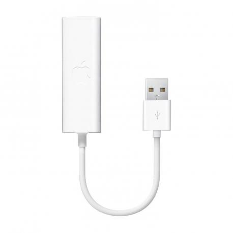 ADAPTADOR APPLE ETHERNET A USB - Imagen 1