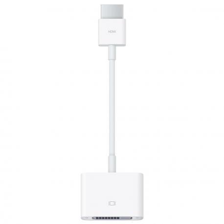 ADAPTADOR HDMI A DVI - - Imagen 1
