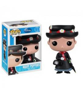 FIGURA POP MOVIES VINILO: DISNEY MARY POPPINS - Imagen 1