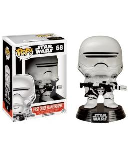FIGURA POP STAR WARS: EPISODIO VII FLAMETROOPER - Imagen 1