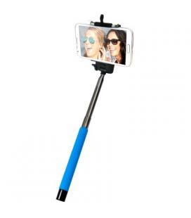 Palo selfie extensible Bluetooth Ideus azul
