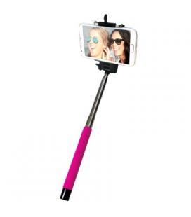 Palo Selfie extensible Bluetooth Ideus rosa