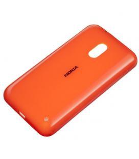 Tapa de batería Nokia CC-3057 naranja para Lumia 620