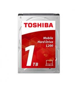 "HDD 1Tb Toshiba L200 2.5"" SATA3 5400rpm - Imagen 1"