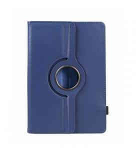 Funda universal 3go csgt24 azul - para tablets 7'/17.78cm - soporte giratorio - cierre elástico