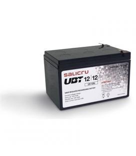 Salicru Bateria UBT 12Ah/12v - Imagen 1
