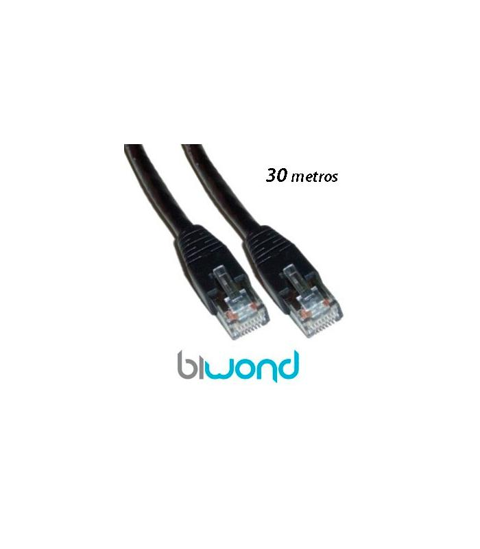 cable ethernet 30m cat 5 biwond. Black Bedroom Furniture Sets. Home Design Ideas