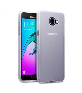 Funda silicona gel Ultra Slim para Samsung Galaxy A5 (2016) transparente